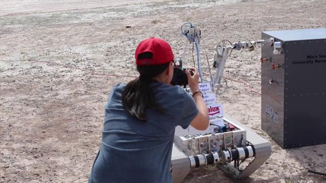 University Rover Challenge 2015