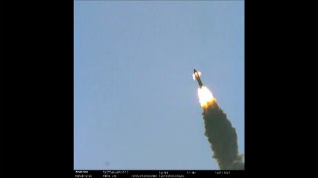 Orion Pad Abort 1 Highlights