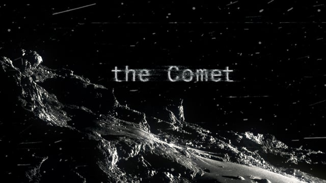The Comet, by Christian Stangl