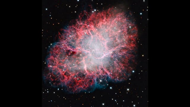 Expansion of M1, the Crab Nebula